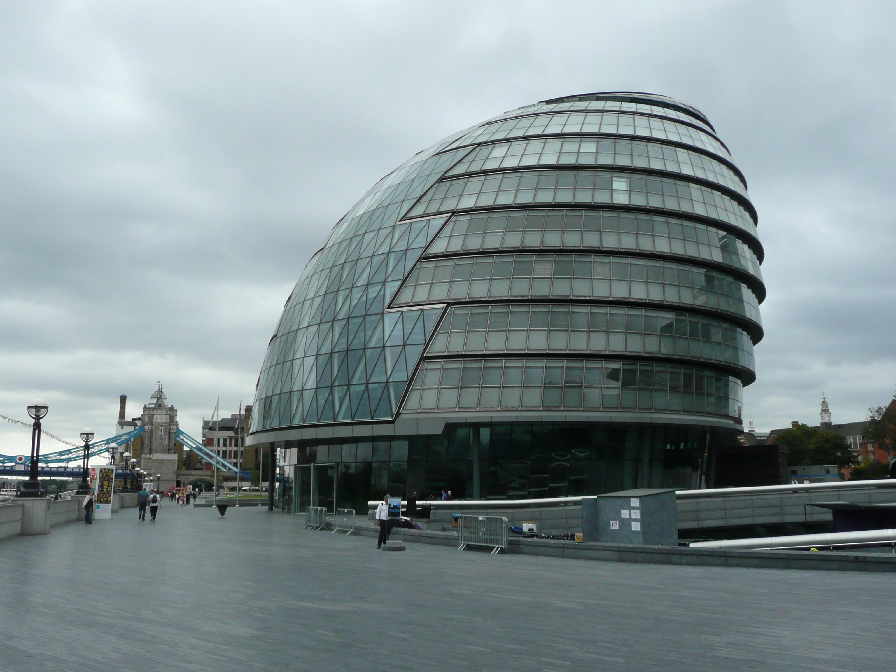 London Mayor S Office Alienabroad
